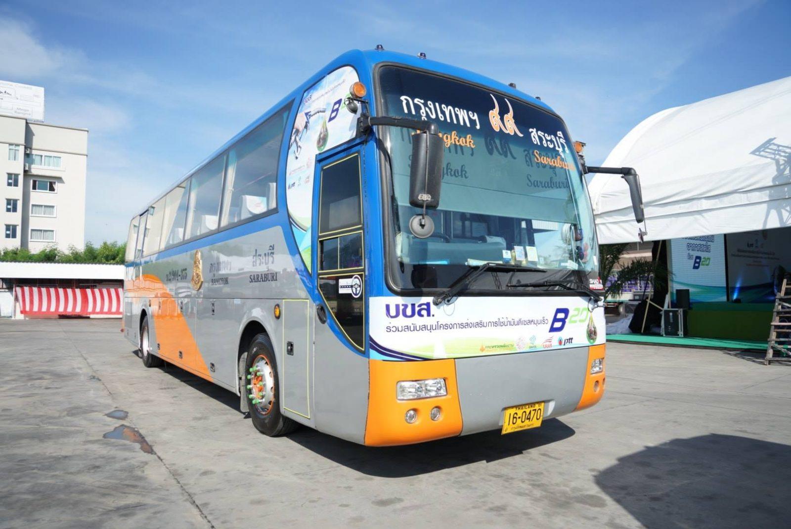 長距離バス image by transport.co.th