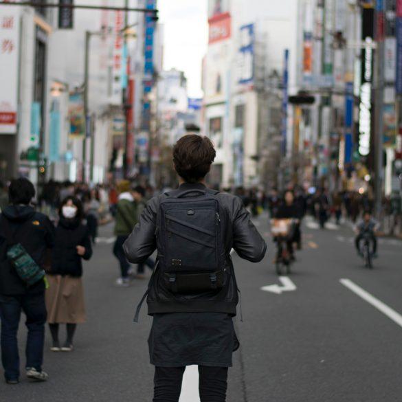 一人旅が多いタイ人旅行客