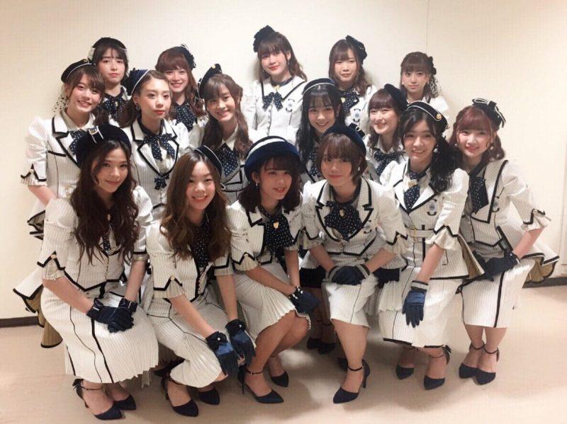 BNK48紅白歌合戦 Photo by NHK