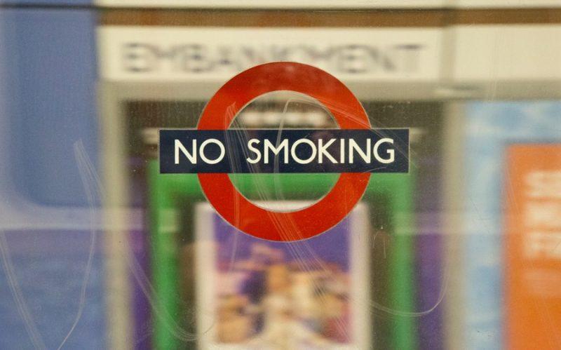 タイの主要空港で禁煙