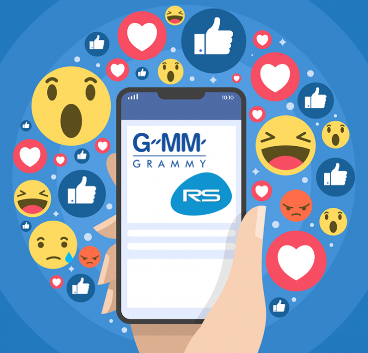 GMM & RS with Facebook