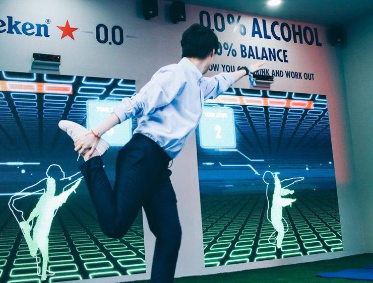 Heineken 0.0 Image by Heineken FB