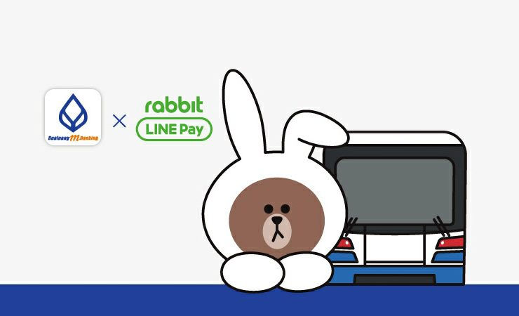 LINE Labit Pay with Bangkok Bank