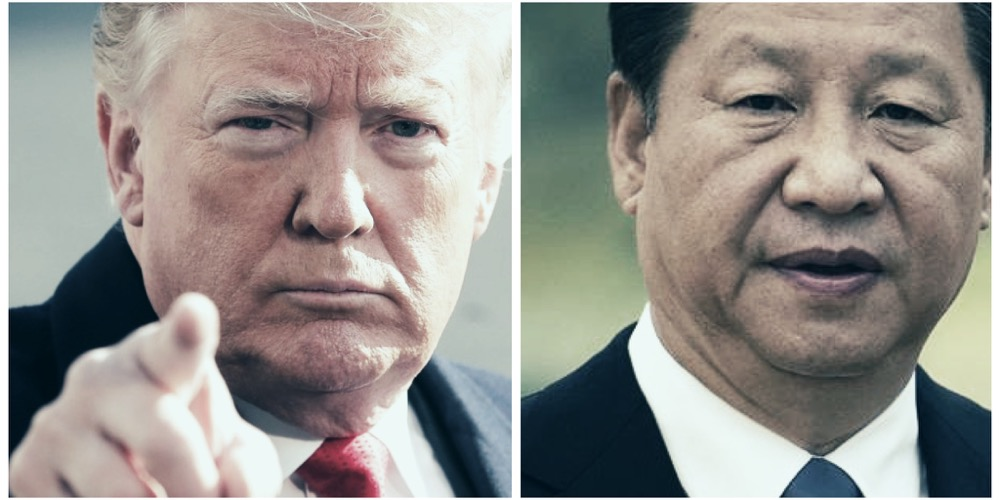 TRAMP & Xi Jinping