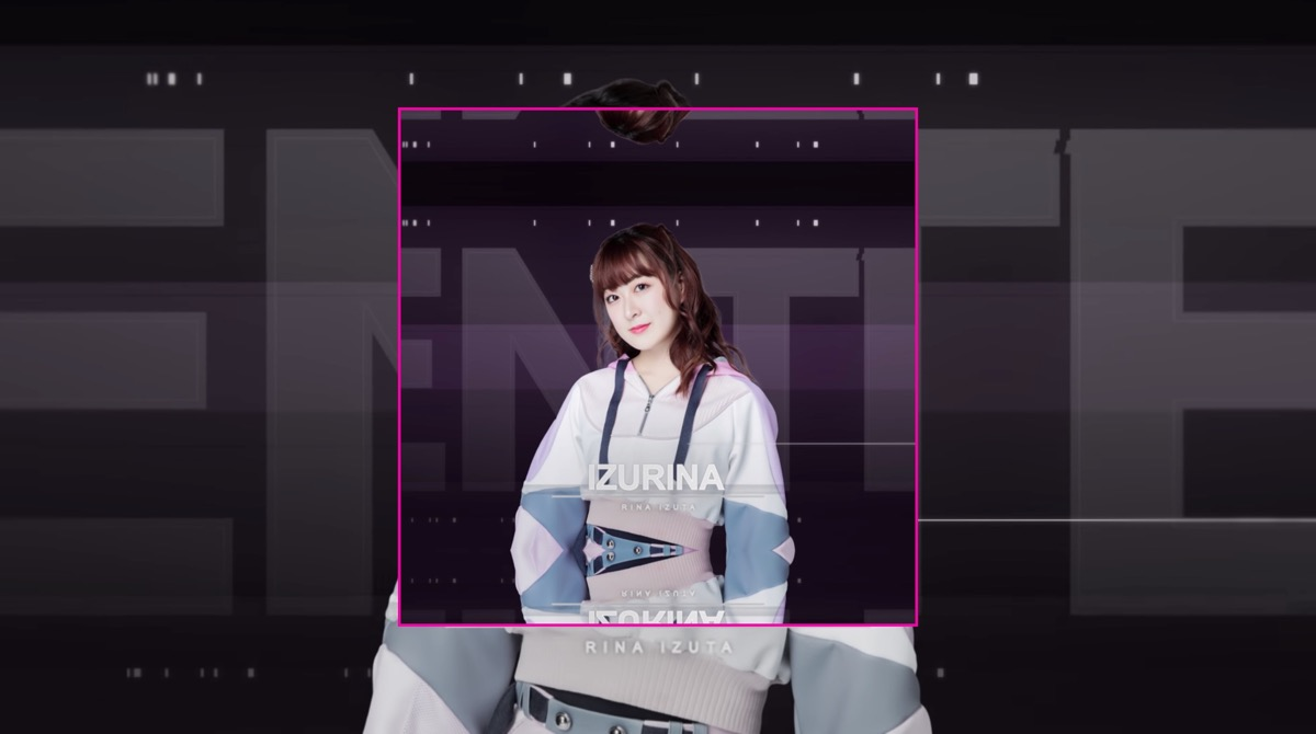 伊豆田莉奈 image by BNK48 YOUTUBE