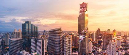 バンコクの新絶景ポイント「マハナコン・スカイウォーク」