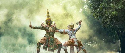 タイの仮面舞踊劇コーンがユネスコ無形文化遺産登録