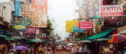 バンコクはアジアで一番人気の旅行先