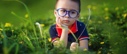 低視力の子にメガネを提供するプロジェクトを延長