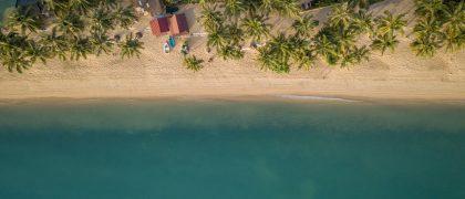 サムイ島のビーチで拾った石は龍涎香か?発見者が鑑定依頼