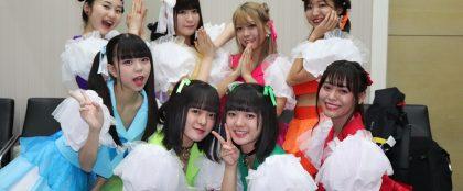 アイドルインタビュー「NEEDS」in 日本博バンコク2019