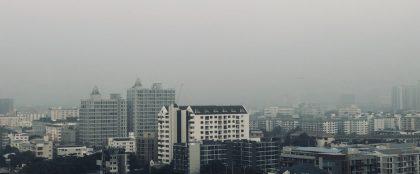 PM2.5問題で対策強化、バンコク全域に測定器設置