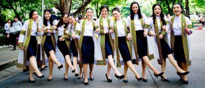 タイの大学新卒者の給与は医師が最高水準!一般事務の5倍以上にも!