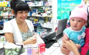 タイの子供用の薬ってどうなの?第1回 お子様の鼻水が止まらないときのお薬はこちら!