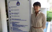「学生たちの成長する姿が眩しい!」日本語教師、清水英理子さん