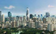 タイを支える日本の技術!バンコクの新高層ビル「マハナコンタワー」のエレベーターは三菱製