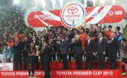 タイのブリーラムが名古屋グランパスに勝利!トヨタプレミア杯2013
