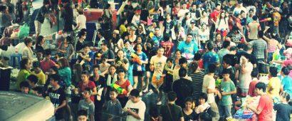祭り好きなら一度は行っておくべきバンコクのソンクラン3大スポット