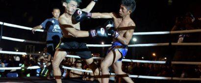 タイのチンピラと現役ムエタイ選手がガチで戦った結果w