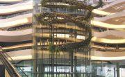 タイの次世代ショッピングモールに現れた「食の螺旋スロープ」