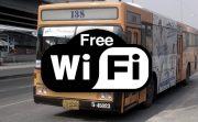 バンコクでフリーWIFIバスの運行開始!