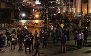 タイで最も監視カメラが付いている場所で爆発事件が発生