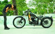 タイのバイク好きが集まるローカルバイクショップ