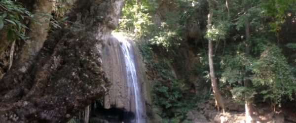 タイで一番美しい滝エラワンで遊ぼう!@カンチャナブリ