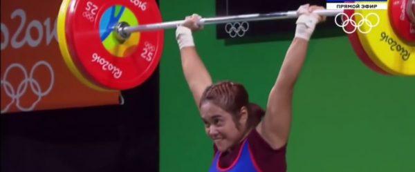 リオ五輪でタイが今大会初の金メダル獲得!重量挙げ女子48キロ級