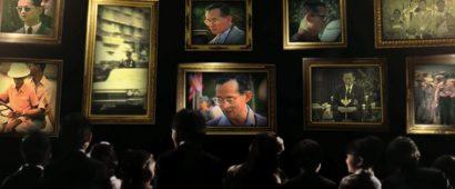 タイ国民が斉唱する国王の追悼曲 (タイ語翻訳読み方ルビ付き)