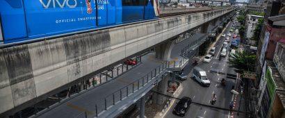 バンコクの新たなシンボルが誕生予定!都内最長のスカイウォークとは?