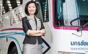 タイの長距離バスで便利なスマホアプリ「NCA Tracking」