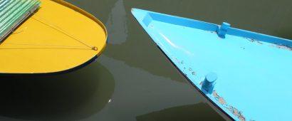 タイ運輸省が渋滞対策で運河に小型ボートを導入