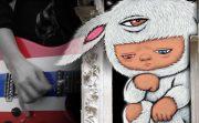 日本のキャラクターも登場するタイのラッパーが唱えたヒップホップ