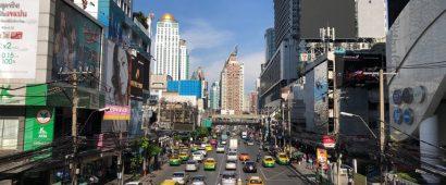 タイのタクシーが乗り放題サービスを検討中